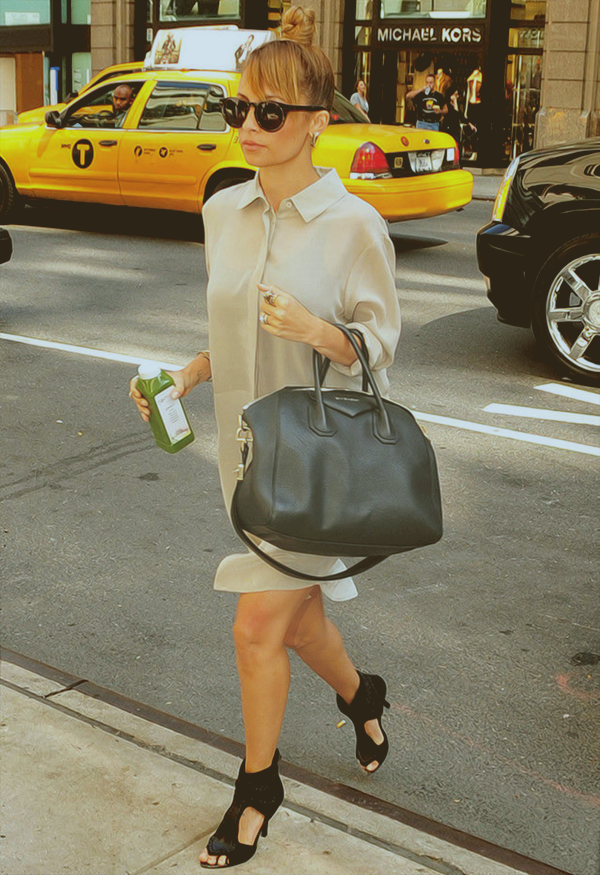 Nicole Richie in New York City