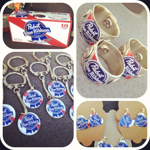 Upcycled PBR Love.