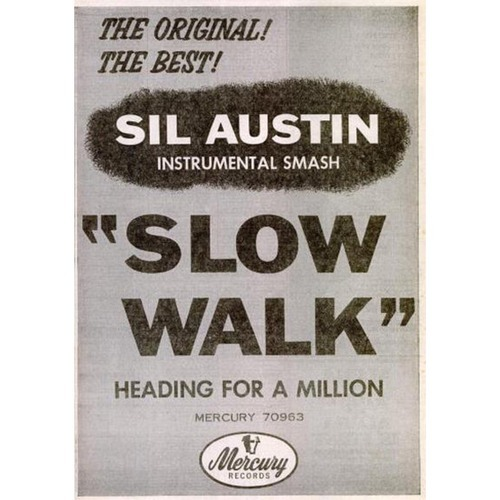 Sil Austin - Slow Walk