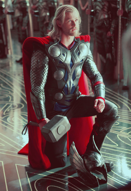 "1/100 Characters I Love → Thor Odinson (Thor 2011) ""Brother, however I have wronged you, whatever I have done that has led you to do this, I am truly sorry. But these people are innocent, taking their lives will gain you nothing. So take mine, and end this."""