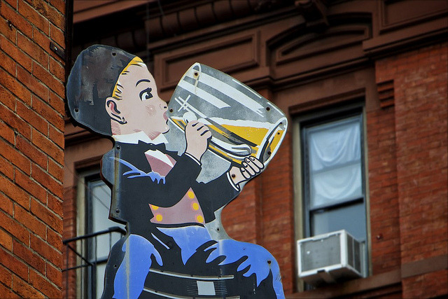 Lil Drunkard - NYC on Flickr.