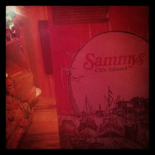 Taken with Instagram at Sammy's Fishbox Restaurant