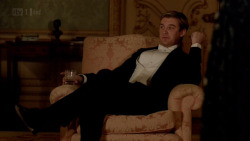 krosekauf:  Matthew Crawley, ladies and gentlemen.