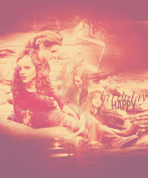 happy birthday hermione granger!