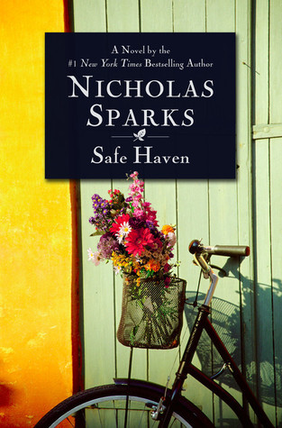 "NoSauce Book Review - Safe Haven by Nicholas Sparks Let me preface this by saying I was at my mom's and this is basically the only book she had laying around I hadn't ready - I didn't pick it myself! Safe Haven follows Nicholas Sparks usual formula - damsel in distress that is secretly a bad ass - a leading man that is beyond handsome, smart, successful, kind, etc. And of course, they come together, then break up, then a super dramatic event happens that brings them back together again.That being said - for something to read on the plane, I thought it was great. I read it in about 3 days, and was actually totally involved with what was happening, mostly because I wanted the main character to die which I don't think is the reaction you are supposed to have - but it kept me reading none the less.If you like ""Notbook-y"" type books this will fit your formula. If you don't, well maybe you will root for her to die like I did!"