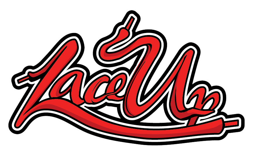 Lace Up Logo design for Machine Gun Kelly 2010
