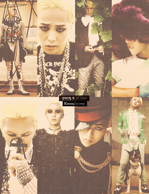 GDragon - One of A Kind