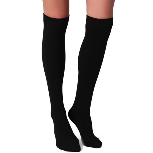 Plush socks   ❤ liked on Polyvore (see more knee socks)