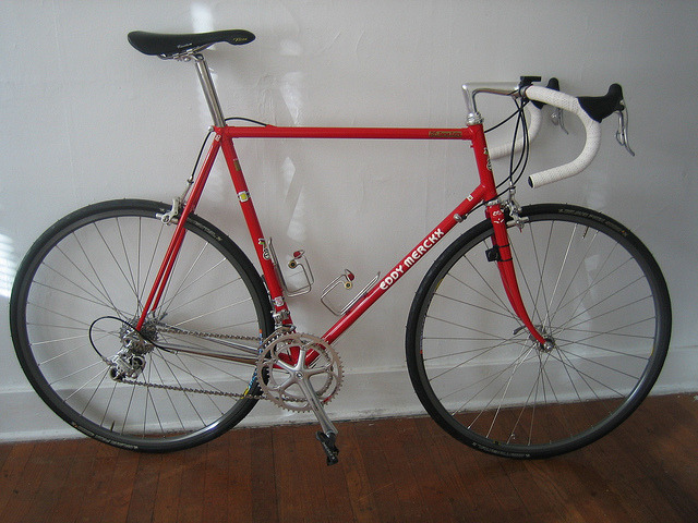 Eddy Merckx Corsa Extra by kbcampbell on Flickr.