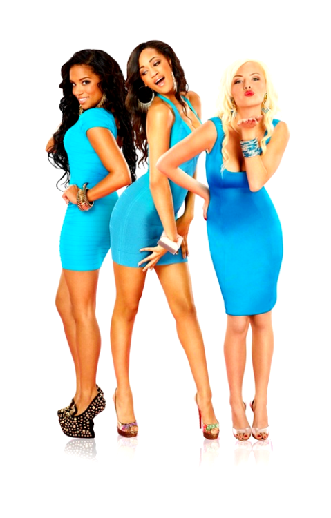 Love Games 4 Cast: Dani, Camilla and Amy!