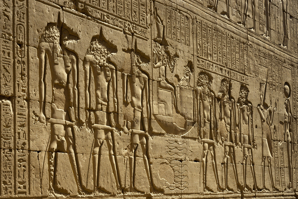 aboutegypt:  20120822_Edfu_16 (by swellingup)
