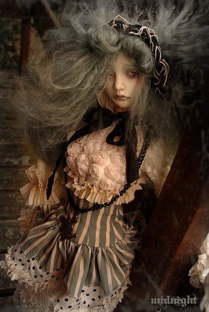 Midnight by Lydéric et siiara's dolls on Flickr.