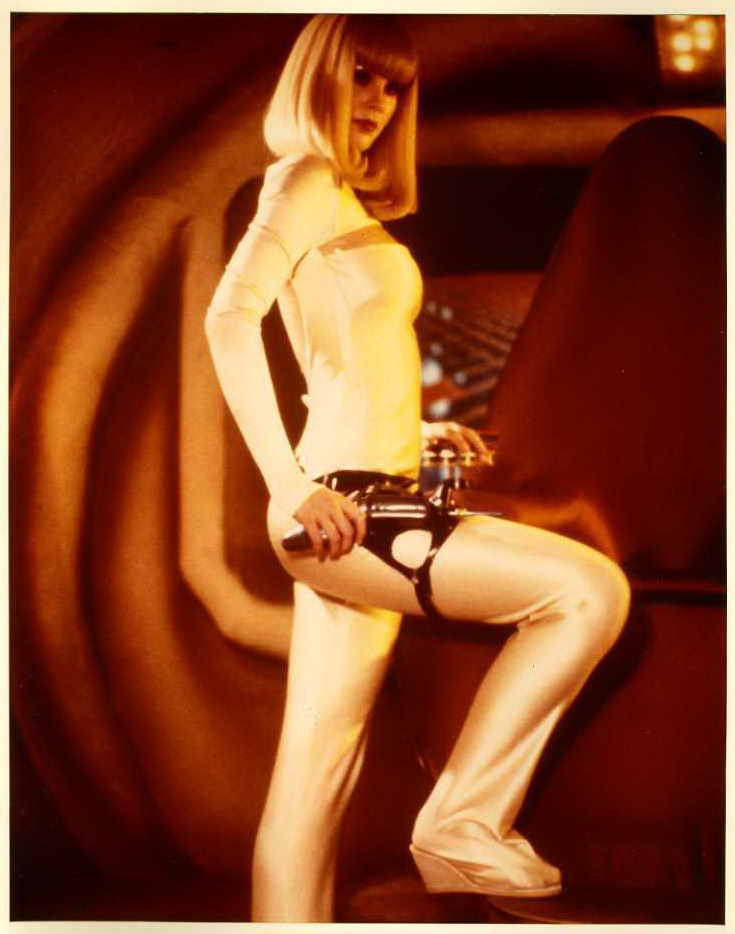 monsterman:  Galaxina (1980) Dorothy Stratten as Galaxina
