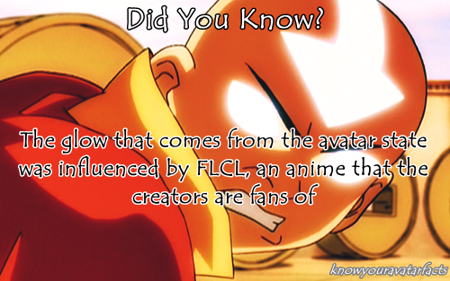 knowyouravatarfacts:  Source Submitted by him Avatar Fact #205 FLCL is short for Fooly Cooly  YES
