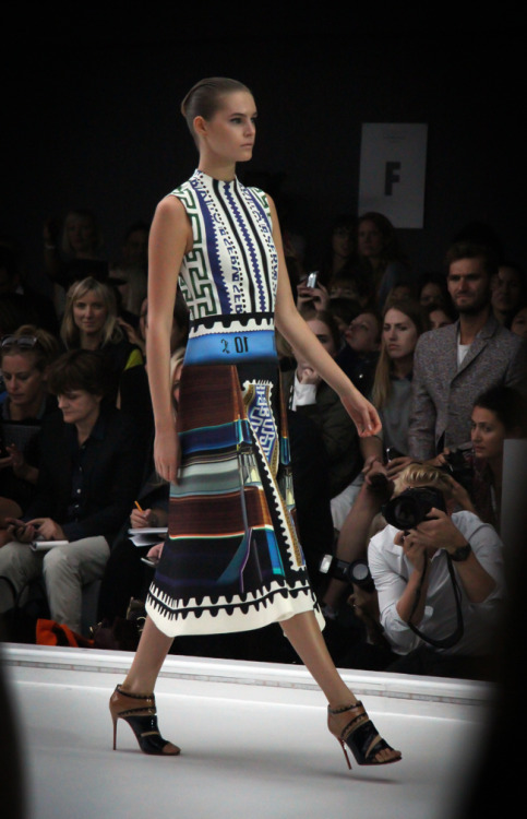 Mary Katrantzou - Source@TheBeauty and the Geek