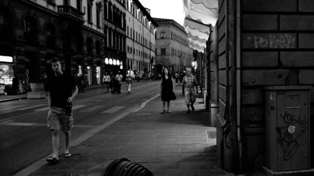 Firenze 2011 T-minus 3 to Firenze 2012