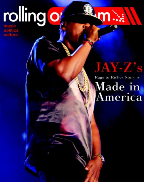 Jay Z on the cover of Rolling Out Magazine Rolling Out Magazine latest issueView Postshared via WordPress.com