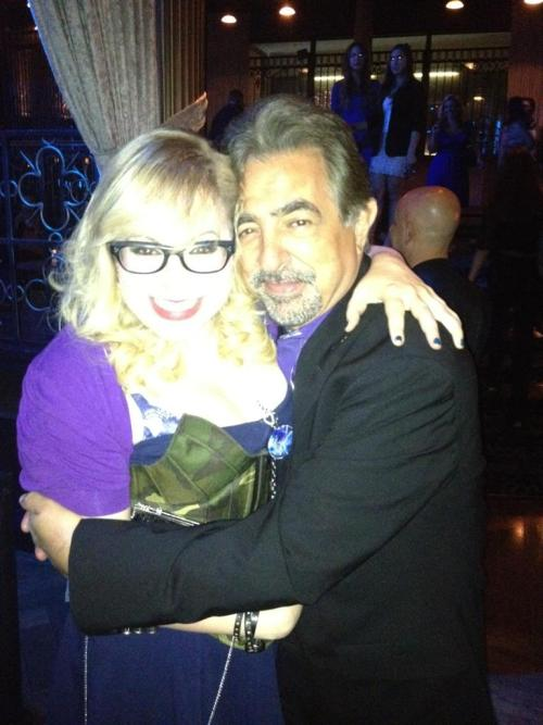 ‏@Vangsness: @JoeMantegna I love him so.