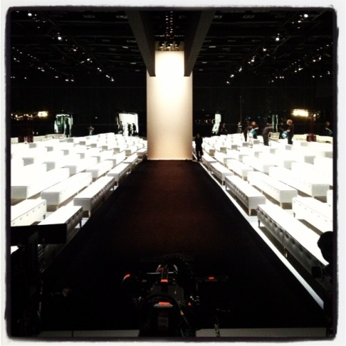 Countdown to SS '13We're kicking off Milan's fashion week. Watch the live stream of the Spring Women's runway show today at 2:00 PM CET on www.gucciconnect.com.