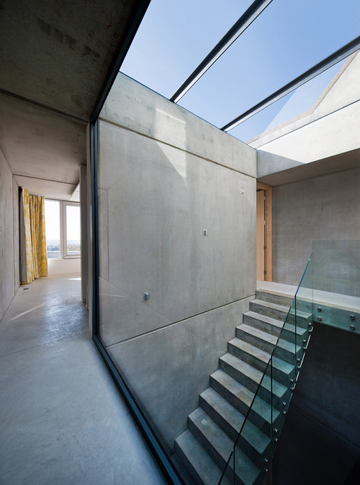 aros:  Hill Top House, Oxford (private house) by Adrian James Architects