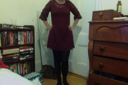 Have we talked about how I bought this dress in three colors the other day?
