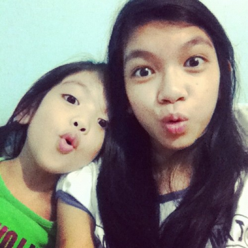 Goodeve! I'm with kacie. :) (Taken with Instagram)