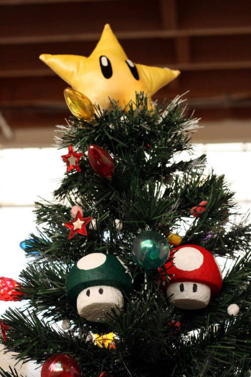 greenbeancrafts:  make your own star man tree topper