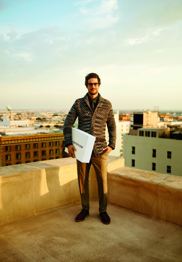MR PORTER: Style Wherever You Are
