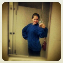 Sweater weather is better weather #sweater #fall #comfy  (Taken with Instagram)