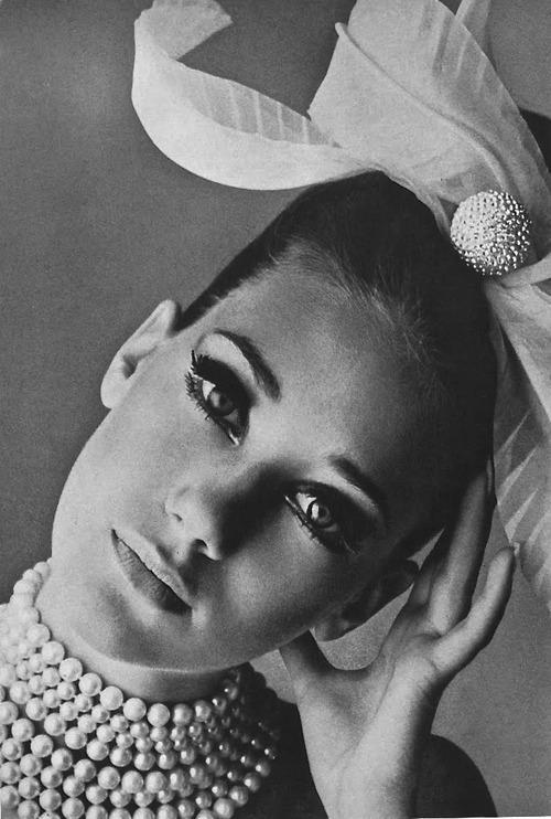 Marisa Berenson, photo by Bert Stern, 1965