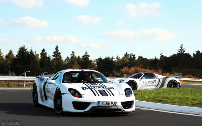 carmonday:  the next big Porsche Porsche 918 Spyder