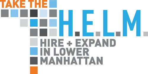 nycedc:  Our new Take the HELM competition rewards and promotes new Lower Manhattan tenants that can bring the best and brightest employees to the neighborhood, with the potential to add more in the near future; continue the re-branding of Lower Manhattan as a hub of innovative businesses poised for growth; and diversify the economic base of this 85-million square foot central business district, complementing the financial sector. To encourage business growth in Lower Manhattan, Take the HELM is looking to award four $250,000 cash grants to the following types of companies: Creative: If you're a creative company, Take the HELM wants to reward you for joining Condé Nast, SHoP Architects, The Paris Review, and XO Group in Lower Manhattan.  Tech: If you're a technology company, Take the HELM wants to welcome you to a neighborhood that has nearly doubled its tech presence in the last five years. New New Yorkers: If you're a company from outside New York City, Take the HELM will help you establish roots in Lower Manhattan and continue the neighborhood's appeal to the world's best and brightest. Startups: If you're a startup less than three years old, Take the HELM will help you build an office and connect you with the neighborhood's burgeoning startup community.   Take the HELM will select up to 20 finalists that best meet the goals of the competition and seek to open an office in Lower Manhattan. Finalists will each receive a $10,000 cash grant and an opportunity to interview with the distinguished Selection Committee, and will participate in two days of exclusive business development programs in Lower Manhattan. Up to four Take the HELM winners will receive an additional $250,000. At least one $250,000 prize will be reserved for startup applicants. Interested? Find out more at www.taketheHELMnyc.com. Applications are due November 30, 2012.   Proud of all the activity in my old neighborhood. Lower Manhattan ftw.