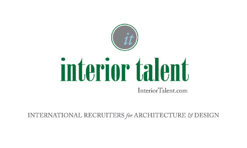 Interior Talent Logo & Positioning