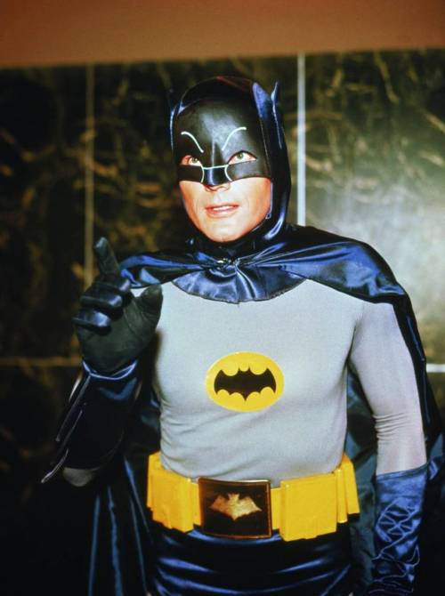 oldfilmsflicker:  Happy Birthday William West Anderson aka Adam West (born September 19, 1928)