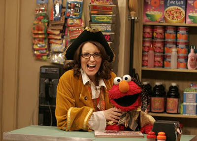 sesamestreet:  Happy Talk like a Pirate Day!