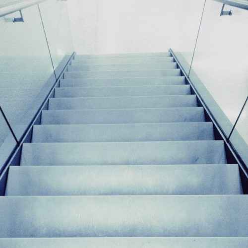 Up… or down…? (Pris avec Instagram)