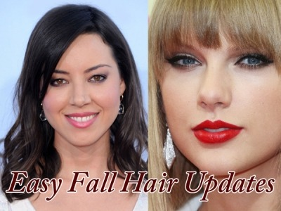 Hair Dos: 5 Easy Hair Updates For Fall