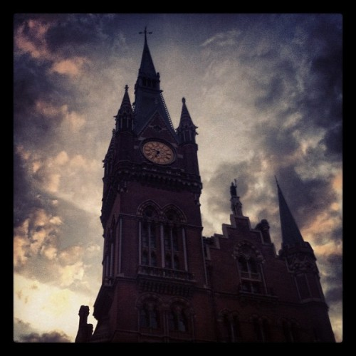King's Cross (Taken with Instagram)