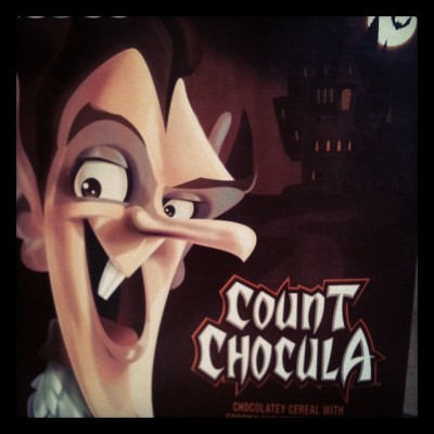 Oh yes :D #CountChocula (Taken with Instagram)