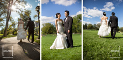 YUKIKO & MATTHEW GET MARRIED: It was a picture-perfect day outside for portraits in Central Park and the ambiance was breathtaking inside. Dan Fehlig of The Upper Crust did a fantastic job adding to what is already a glorious space. Embracing their multi-culturalism, the couple had a traditional Korean tea ceremony followed by a Western wedding ceremony. My favorite photo of these college sweethearts is the blurry black & white photo of the two of them dancing, featured towards the end of this post.CATERING & DESIGN: The Upper CrustVENUE: Otto Kahn MansionFLOWERS: Seasons