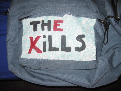 The patch I made C: