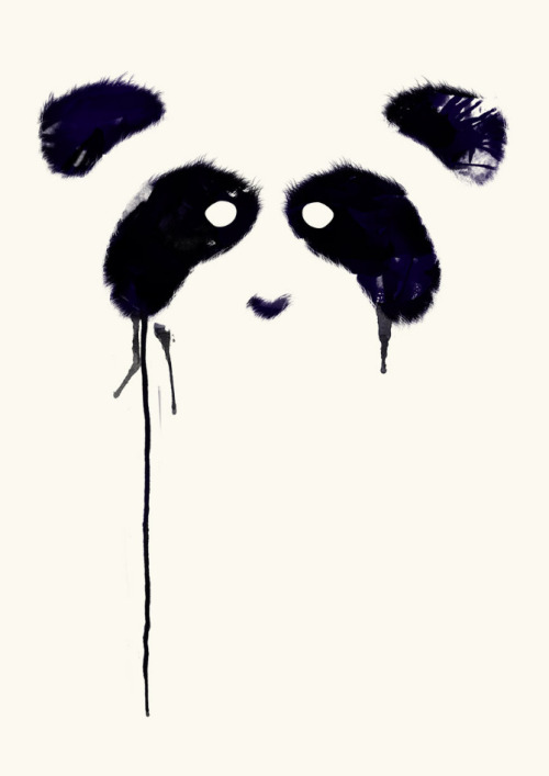 atavus:  Tobe Fonseca - Panda | On Tumblr