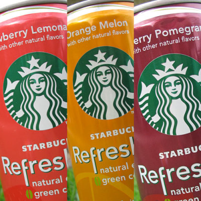 Starbucks Refreshers This post is brought to you by our friends at Starbucks…  This is part two of two of the series WITC is doing with Starbucks. Check out the first post here where I give a few tips of how I stay energized throughout the day. Here are my thoughts on the actual product: I've never really been a guy that loves coffee. Never liked the taste. I've been a dedicated tea drinker for years now. When Starbucks sent me a pack of their new product - Starbucks Refreshers - I really didn't know what to expect. It's made from green coffee extract and fruit flavors. I was surprised to find out that I really enjoyed it (remember: I don't normally like coffee) as I got a pretty hefty caffeine buzz and it tasted sort of like a blend between sparkling water and a flavored energy drink. There's a little bit of coffee taste there - but it's subtle and not the overpowering kind. My favorite flavor was the Raspberry Pomegranate. Worth giving a try! Brand Statement: Beverage is a sparkling, delicious boost of natural energy from Green Coffee Extract you can enjoy anytime. With real fruit juice, B vitamins, ginseng, antioxidants from vitamin C and only 60 calories per can, it's a pick-me-up you can feel good about.  Disclosure: This is a sponsored post, produced in collaboration with Bliss and Starbucks. I received a Starbucks Refreshers sample to review. The opinions shared in this post are my own.