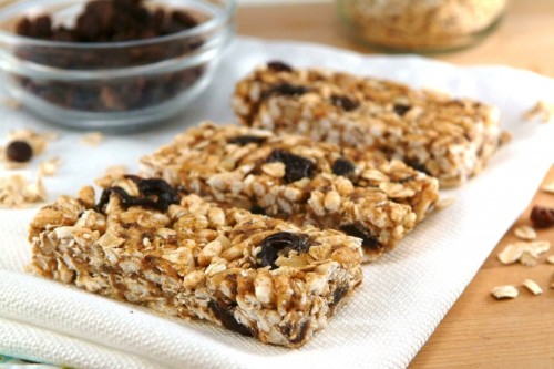 girl power bars (vegan, diet-friendly) click here for recipe