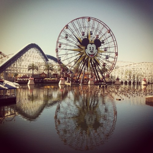 California Adventure #disney #happiestplaceonearth  (Taken with Instagram at Paradise Pier)
