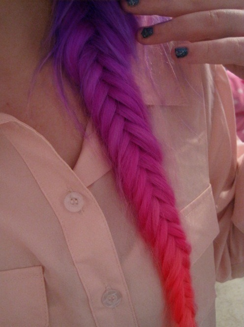 beautiful ombre!