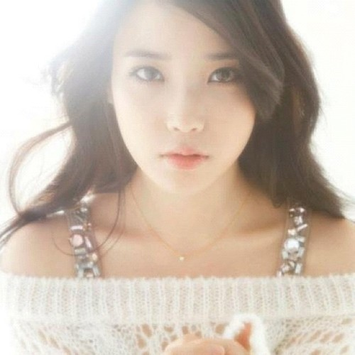 #iu #kpop  (Taken with Instagram)