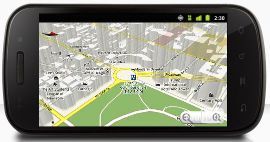 Read: Google announces Android Maps update