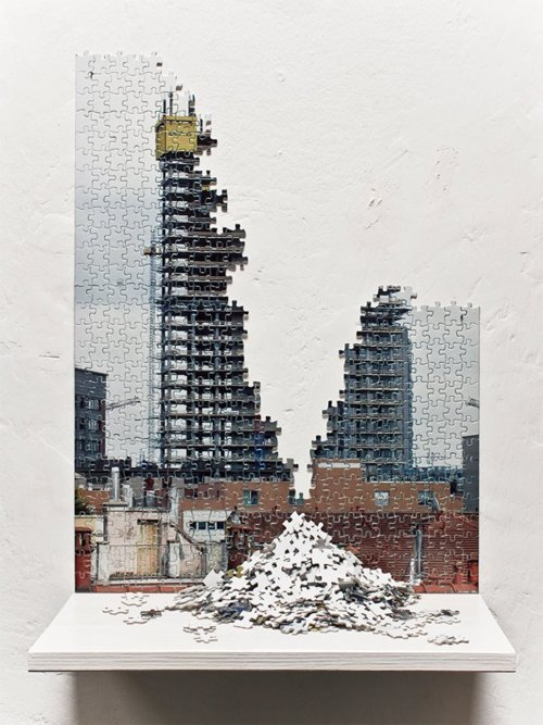 showslow:  Fabrizio Bellomo, Broken Buildings.
