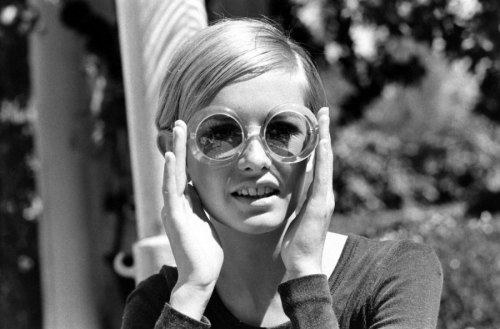 life:  Not published in LIFE. Twiggy in California during her first visit to the U.S., 1967. See more unpublished photos of Twiggy here.